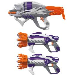 NEW NERF Alien Menace Incisor Ravager Lot of 3 Blasters 2017