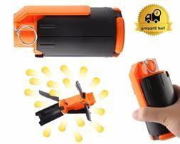 NEW Bomb Blaster Black Aevdor cs Aevdor Nerf Toy Grenade for
