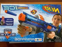NEW Hasbro Nerf N-Strike Rampage Elite Sonic Ice Blaster Toy