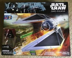 NEW IN BOX!!! Star Wars Rogue One Nerf Tie Striker