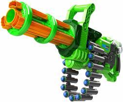 New Nerf Dart Machine Gun Motorized Fully Automatic Toy Guns