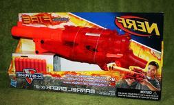 New Hasbro Nerf N-Strike Barrel Break IX-2 Blaster Sonic Fir