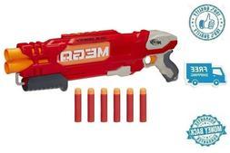 New Nerf N-strike Mega Doublebreach Blaster Toy Gun Rifle Sh