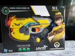 New Nerf Rival Overwatch D.VA B.VA Edition Yellow w/ Bee Cha