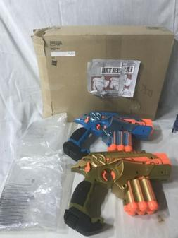 Nerf Official Lazer Tag Phoenix LTX Tagger 2 pack Multiplaye