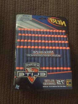 Official Nerf N-Strike Elite Series 75-Dart Refill New In Bo