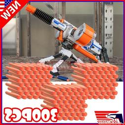 Orange 7.3cm 300PCS Refill Bullet Darts for Nerf toy Gun N-s