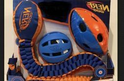 Nerf Dog Pick A Toy Squeak Tuff Tug Football, Crunch & Squea