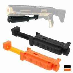 AK Blaster MOD Pump Grip Kit Shot Gun Style 3D Print for Ner