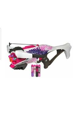 Nerf Rebelle Guardian Crossbow Blaster Darts New in box!