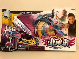 Nerf Rebelle Star Shot Crossbow With Targeting Light Target