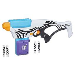 Nerf Rebelle Super Stripes Collection Exclusive Rapid Glow B