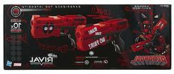 Nerf Rival Deadpool Kronos XVIII-500 Dual Pack Nerf Guns Lim