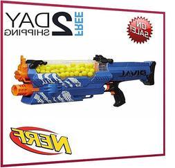 Nerf Rival Nemesis Kids Gun MXVII-10K, Blue Blaster Hopper