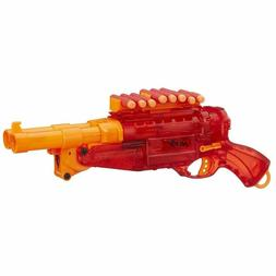 NERF Sonic Fire BARREL BREAK IX-2 Double Shotgun Blaster N-S