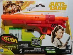 Nerf Star Wars Qi'ra Solo Glowstrike Blaster Gun with Soft D