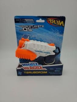 Nerf Super Soaker Microburst Stealthsoak Pump-action Squirt