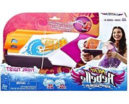 Nerf Rebelle Super Soaker Tidal Twist Water Blaster Gun Toy