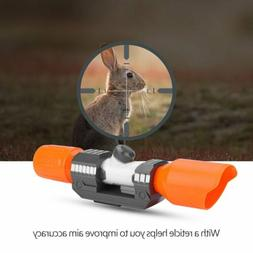 Tactic Scope Sight Attachment Shoulder Stock Plastic For Ner