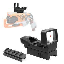 Tactical CQB Red Cross Reflex Handgun Sight Scope for Nerf B