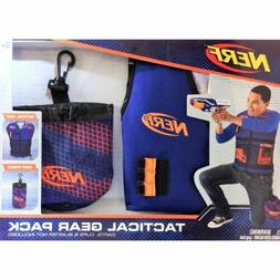 Nerf Tactical Gear Pack Tactical Jacket Vest & Storage Dart