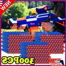 True Blue 300PCS Refill Bullet Darts for Nerf toy Gun N-stri