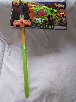 Zombie Strike Crosscut & Strikeblade - Nerf Gun/Darts/Spinni